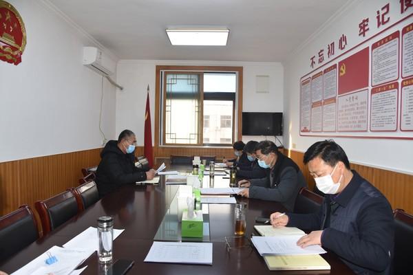 杜集区人大常委会党组中心组召开理论学习会议