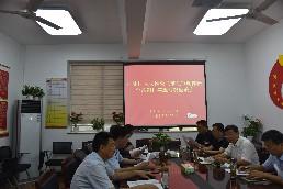 杜集区人大常委会开展《淮北市电梯安全条例》执法检查